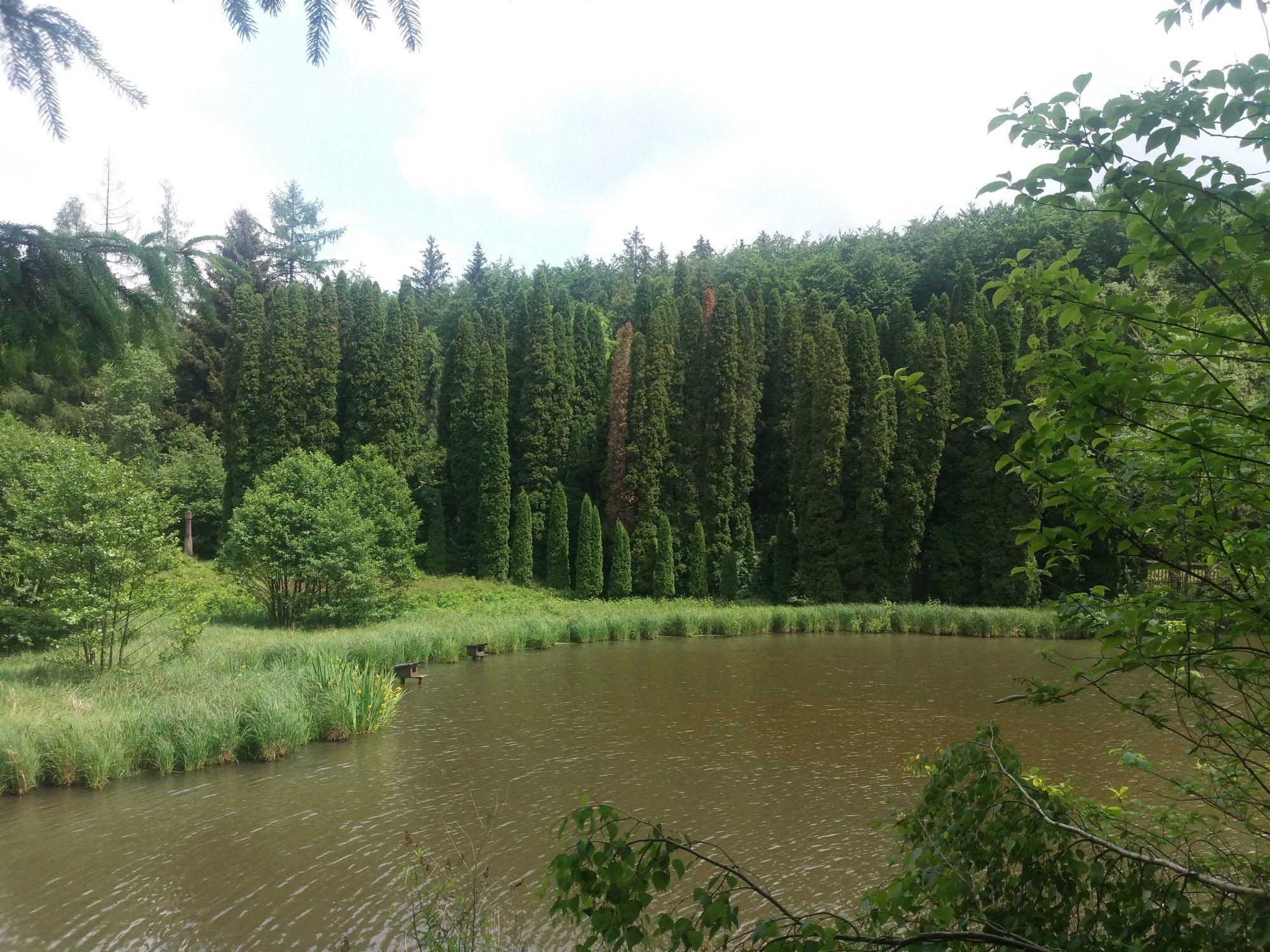 Arboretum ve Křtinách