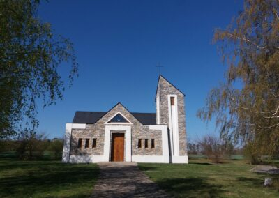 Kaple sv. Barbory u Rudice