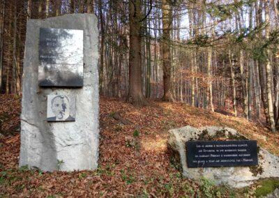 Památník Rudolfa Haši